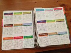 CLP - Erin Condren Life Planner Review #eclifeplanner14 #ECLP #lifeplanner #erincondren