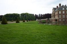 Castillos con jardines que quitan el hipo ;)