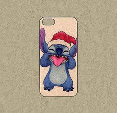 Sant Stitch phone case