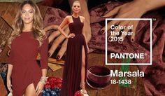 Celebrities Wearing Marsala, Pantone's 2015 Color of the Year