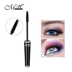 New Arrival Eyelash Color Mascara Extension Volume Lengthening Brand Eye Mascara Curling Black Waterproof Lash Mascara for Women