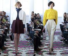 Semana de la Moda de Nueva York: DELPOZO colección otoño-invierno 2013-2014 #nyfw