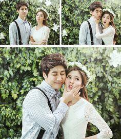 Hello Muse Wedding customer review, Lumiere studio in Korea, Korean pre wedding…