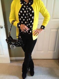 Penny Pincher Fashion: 4 Ways to Wear ~ Bright Blazer | My Style ...