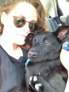 New/Old Photo of Kristen & Her Dog Cole | Kristen Stewart News