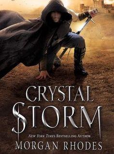 Read & Download Crystal Storm: A Falling Kingdoms Novel by Morgan Rhodes pdf, Epub, Kindle, Mobi.Crystal Storm: A Falling Kingdoms Novel by Morgan Rhodes pdf, Epub.