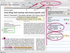 Using Scrivener with Skim