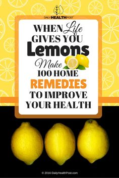 The mighty lemon. Pretty, sour, strong, versatile, and a great benefit to humankind. Next time you're at the grocery store, pick up a big bag of these yellow pearls of #health—or grow your own indoor #lemon tree—and use them with abandon; every bit of the #fruit can be applied in one way or another.