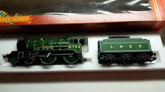 Hornby OO Gauge R378 'Cheshire' Lner Green Class by trufflepig1