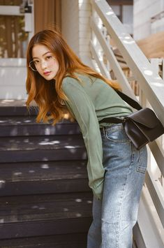 Korean Beauty Girls, Pretty Korean Girls, Cute Korean Girl, Pretty Asian, Asian Girl, Korean Girl Photo, Korean Girl Fashion, Look Fashion, Mode Ulzzang