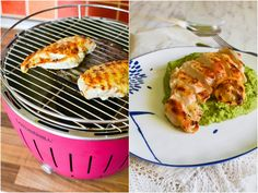 S vášní pro jídlo: Kuře na citrónu s hráškovým pyré