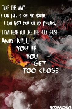 #Slipknot #Lyrics <3