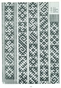 Afbeeldingsresultaat voor inkle weaving pick up patterns Inkle Weaving, Inkle Loom, Card Weaving, Bead Loom Patterns, Weaving Patterns, Loom Board, Bead Loom Bracelets, Mittens Pattern, Pattern Library