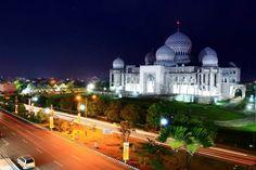 Lhokseumawe City, Indonesia.