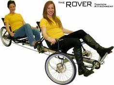 TerraTrike Rover8 Tandem Recumbent Trike: http://www.amazon.com/TerraTrike-Rover8-Tandem-Recumbent-Trike/dp/B0055NUWZA/?tag=autnew-20