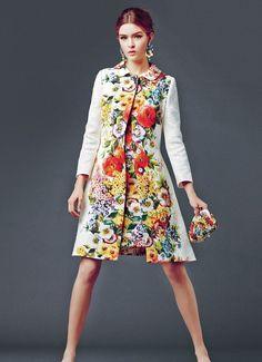Women's Collection Dolce & Gabbana Fall-Winter 2014-2015 | UniLi - Unique Lifestyle