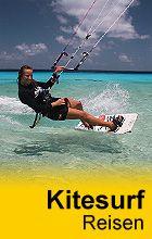 Kitesurfen - Kitesurfreisen in die Karibik nach Aruba, Curacao, Bonaire