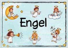 """Zwei neue Themenplakate  Die nächsten Plakate zu den Themen """"Wikinger"""" und """"Engel"""" sind fertig. Das Engelplakat war ein Wunsch. Ich würde m..."""