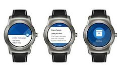 Outlook arrives for Android Wear devices Android Wear Smartwatch, Android Watch, Smartwatch News, Outlook Calendar, Calendar App, Apple Watch Apps, Smartphone News, Mobile Technology, Operating System