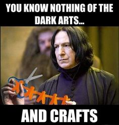 Image result for harry potter memes funny dark arts and crafts