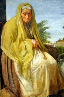 Эдгар Дега: Old Italian Woman, Edgar Degas Edgar Degas, Camille Pissarro, Edouard Manet, Pierre Auguste Renoir, Degas Paintings, Art Ancien, Italy Painting, Italian Women, European Paintings