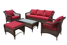 Romana Seating Group with Cushions