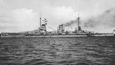 SMS Goeben ( TCG Yavuz) 1914