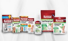 Kerasal® provides high performance nail and foot care products that are clinically tested and proven to provide visible results. We've come out with a few NEW products with natural tea tree oil and we'd love if you tried them!Our new products provide the perfect at-home spa treatment to wash, exfoliate, moisturize, and treat your skin, leaving your feet looking and feeling clean and healthy!Our new product line includes:Intensive Repair Foot Masks - Gently exfoliate and deeply moisturize dry fe Foot Wash, Fungal Nail, Nail Repair, Home Spa Treatments, Us Nails, Feet Care, Tea Tree Oil, Free Samples, Treat Yourself