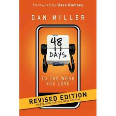 48 Days To The Work You Love...have to remember that Christy recommended this, and I haven't read it yet.