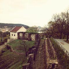 Vyšehrad with Prague částce. Photo by marter12