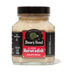 Horseradish: Boar's Head Pure Horseradish