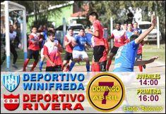 Deportivo Winifreda recibe al puntero en el ''Baldovino''