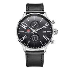 Hot Dropship Synchronized Multi-function Chronograph Stainless Steel Watches Men Fashion Casual Sports Men Wrist Watch Bracelet