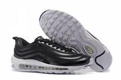 8f7269580 Men s UK Nike Air Max 97 Ultra Shoes Black White 921826-003 Trainers UK