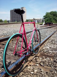 """1989 Bianchi..."" #fixie #fixed #bicycle"