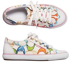 Coach Shoes On Sale | ... Coach Products Online » Blog Archive » Spring Coach Sneakers on sale