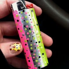 Funky lighters:)