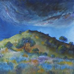 Unpromising Afternoon on Godolphin Hill by Wendi Fyers