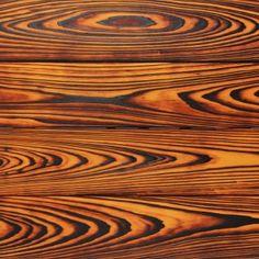 Matchstick Woods | Shou Sugi Ban Siding