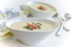 Recipe: Leek, Potato & Fennel Soup with Bacon — Weeknight Dinner Recipes from The Kitchn