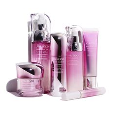 Achieve a #luminous, #litfromwithin #complexion while visibly fading #darkspots with #Shiseido's White Lucent #skincare line.  LINK #beauty #skincareregimen #brighteningskincare #beautytips #photography #flawlessskin #weddingprep