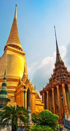 "Famous Bangkok Temple - ""Wat Pho"" 
