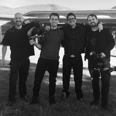 The crew 💕 Ghost Adventures Funny, Ghost Adventures Zak Bagans, Jay Wasley, Ghost Shows, Ghost Sightings, Adventure Aesthetic, Ghost Hunters, Ghost Stories, Paranormal