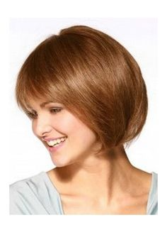 Full Lace Short Bob Human Hair Wig UK