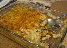 Maryland Imperial Crab Casserole Ingredients: 1 pound of Lump crab meat, cleaned and drained cup of butter 2 Tablespoons o. Crab Dishes, Seafood Dishes, Crab Alfredo, Crab Casserole, Crab Imperial, Old Bay Seasoning, Crab Meat, Maryland, Lasagna