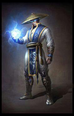 Lord Raiden, creator of lightning-bending