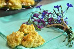 niebo na talerzu: Kokosanki z kaszy jaglanej