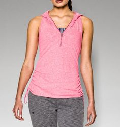 Women's Charged Cotton® Tri-Blend My Way Sleeveless Hoodie