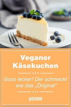 Cupcakes, Cheesecake, Food Porn, Pudding, Sweets, Vegane Rezepte, Sweet Desserts, Pies, Vegan Cheesecake