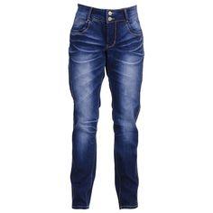 Mega lækre Blå jeans med flot vask fra Veto Veto Modetøj til Damer i behageligt materiale